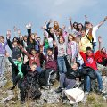 Пролећне боје хомољских планина